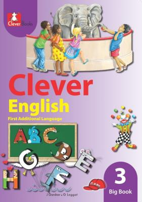 Picture of Clever English: Gr 3: Big book : First additional language