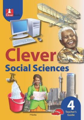 Picture of Clever social sciences: Gr 4: Teacher's guide