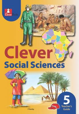 Picture of Clever social sciences: Gr 5: Teacher's guide
