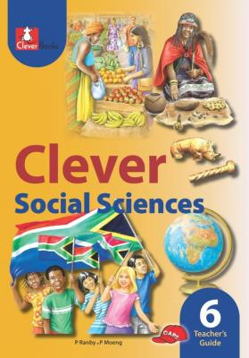 Picture of Clever social sciences: Gr 6: Teacher's guide