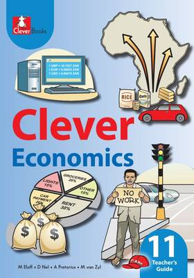 Picture of Clever economics: Gr 11: Teacher's guide