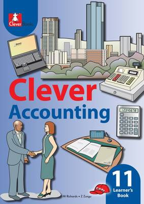 Picture of Clever accounting: Gr 11: Learner's book