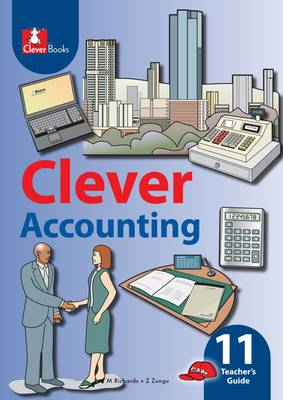 Picture of Clever accounting: Gr 11: Teacher's guide