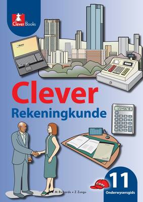 Picture of Clever rekeningkunde: Gr 11: Teacher's guide