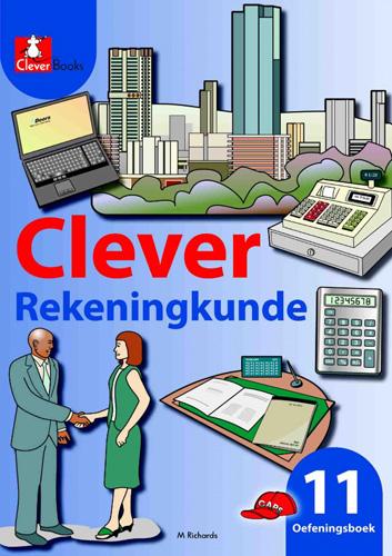 Picture of Clever Rekeningkunde: Clever rekeningkunde: Gr 11: Workbook Gr 11: Workbook