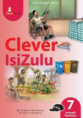 Picture of Clever isiZulu : Gr 7: Teacher's guide : Home language