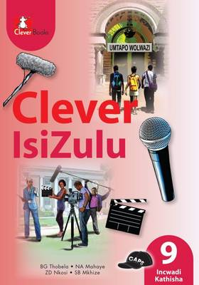 Picture of Clever isiZulu : Gr 9: Teacher's guide : Home language