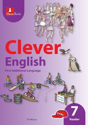 Picture of Clever English: Gr 7: Core reader : First additional language
