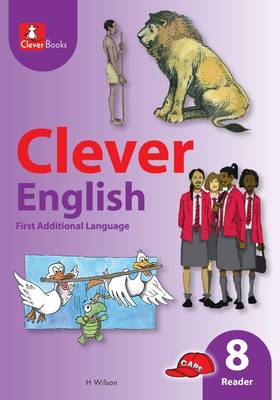 Picture of Clever English: Gr 8: Core reader : First additional language