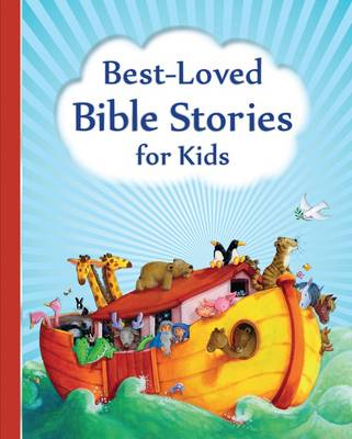 Best-loved Bible stories ror kids