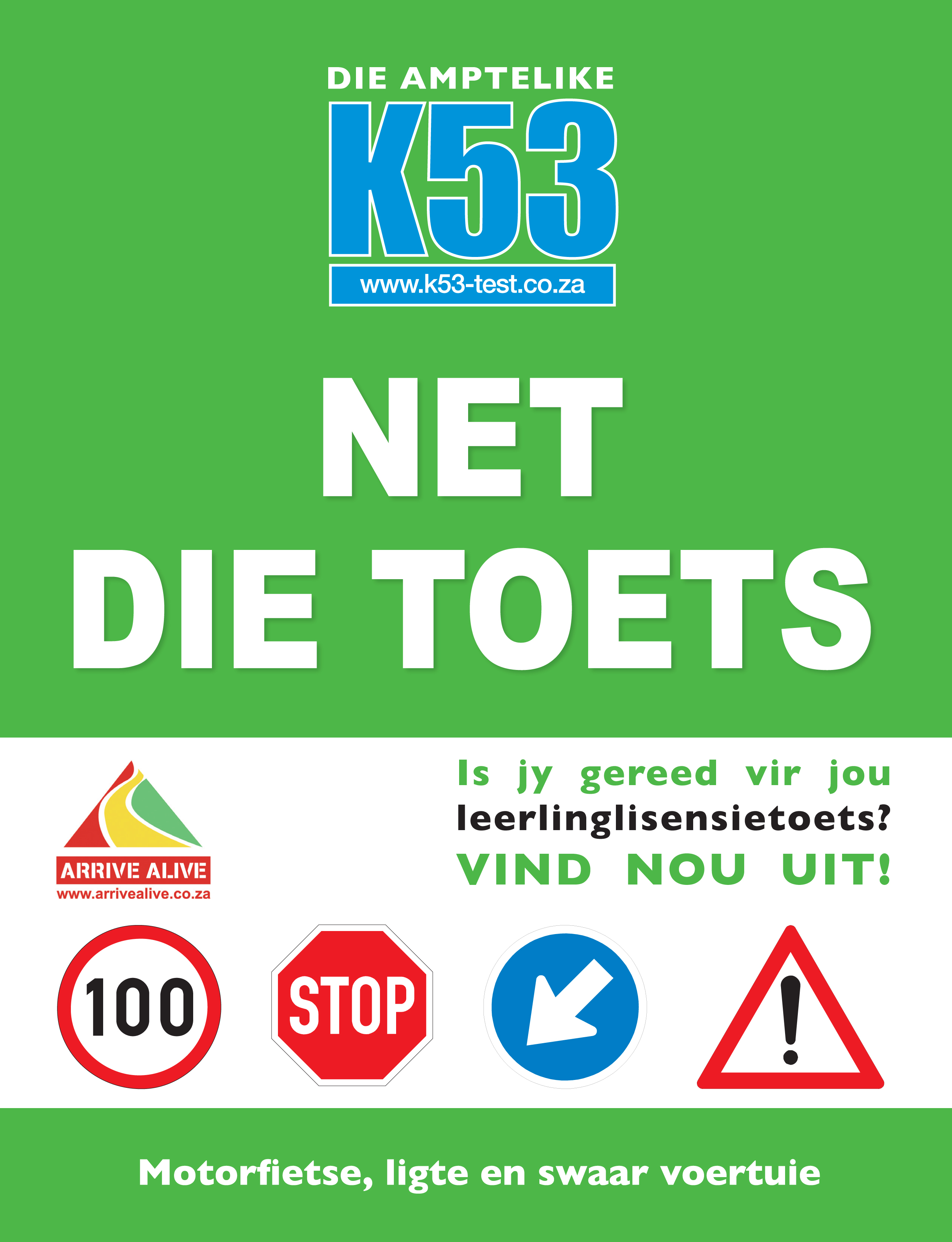 Picture of Net die toets