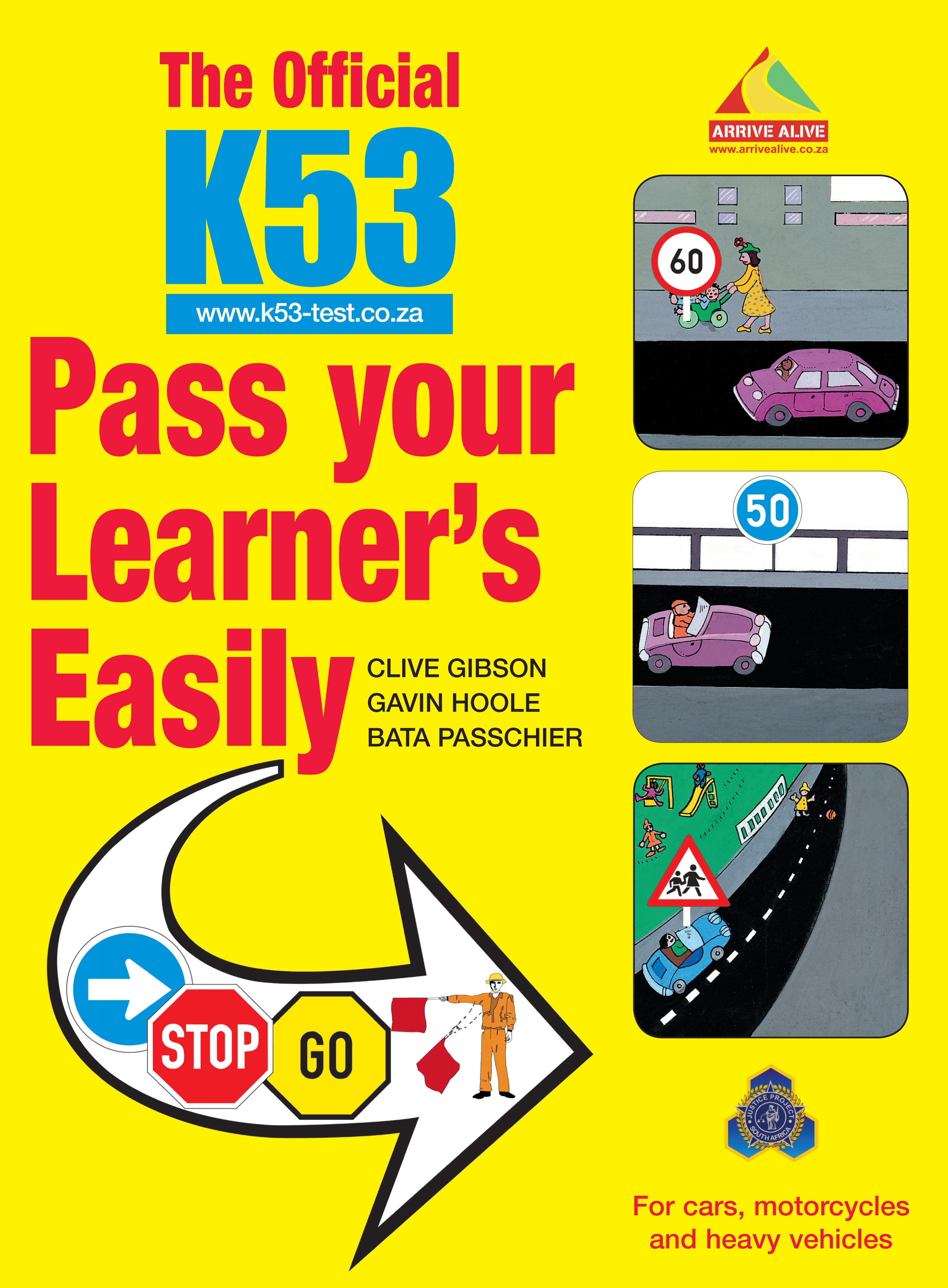 Picture of The official K53 pass your learner's easily