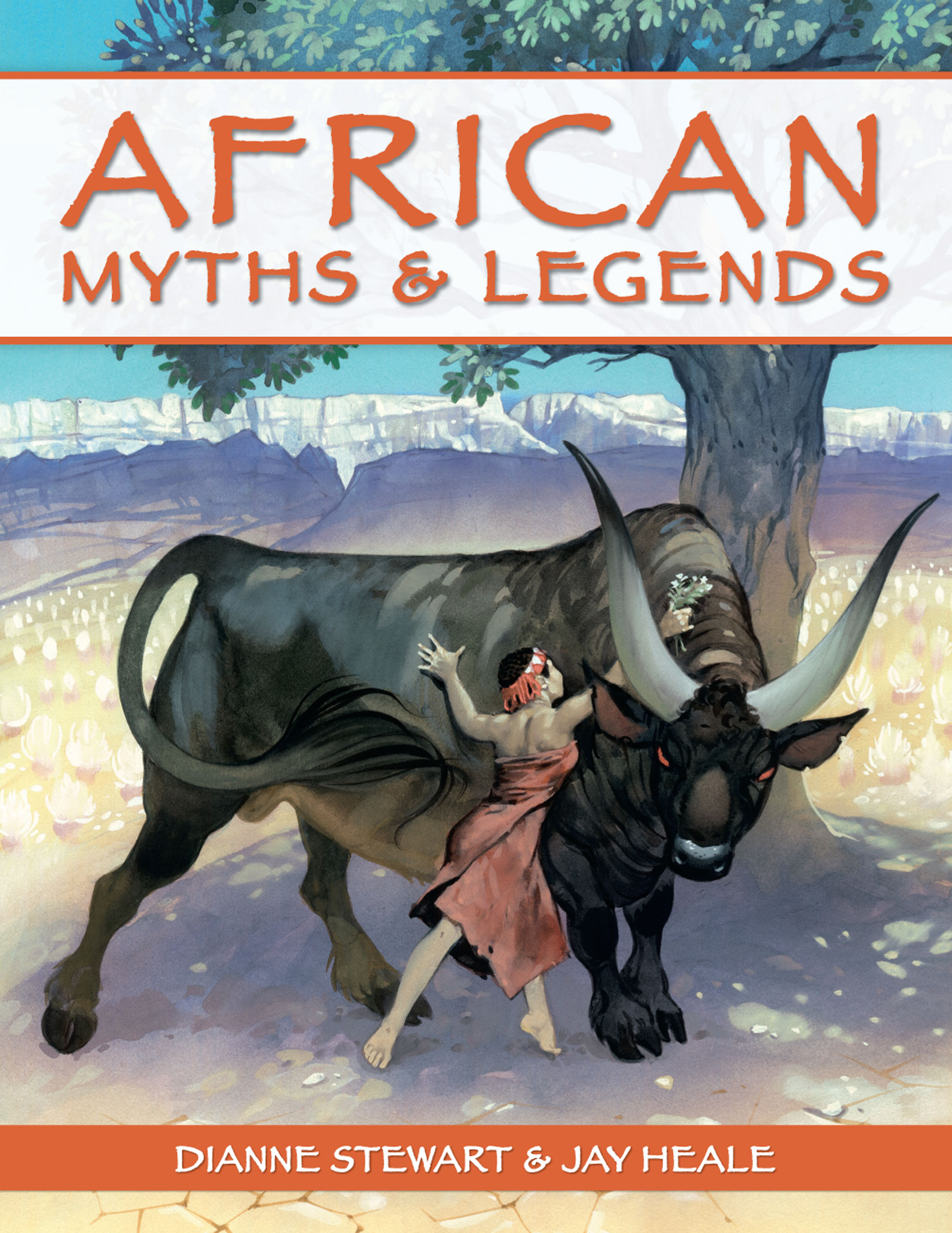 Picture of African myths & legends
