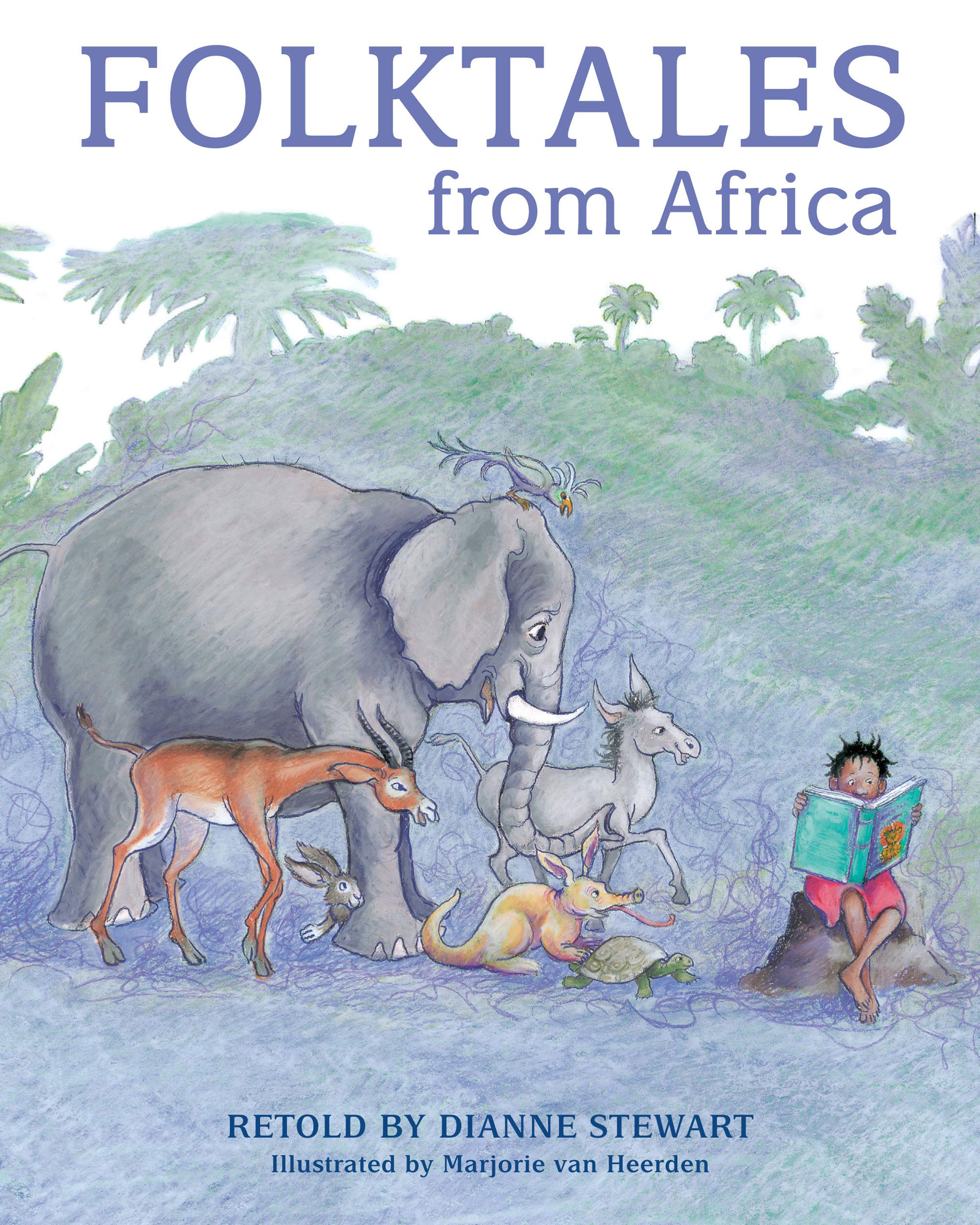 Picture of Folktales from Africa