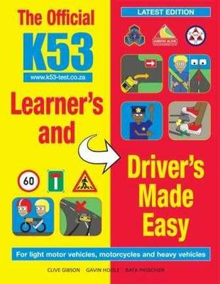 Picture of The official K53 learner's and driver's made easy