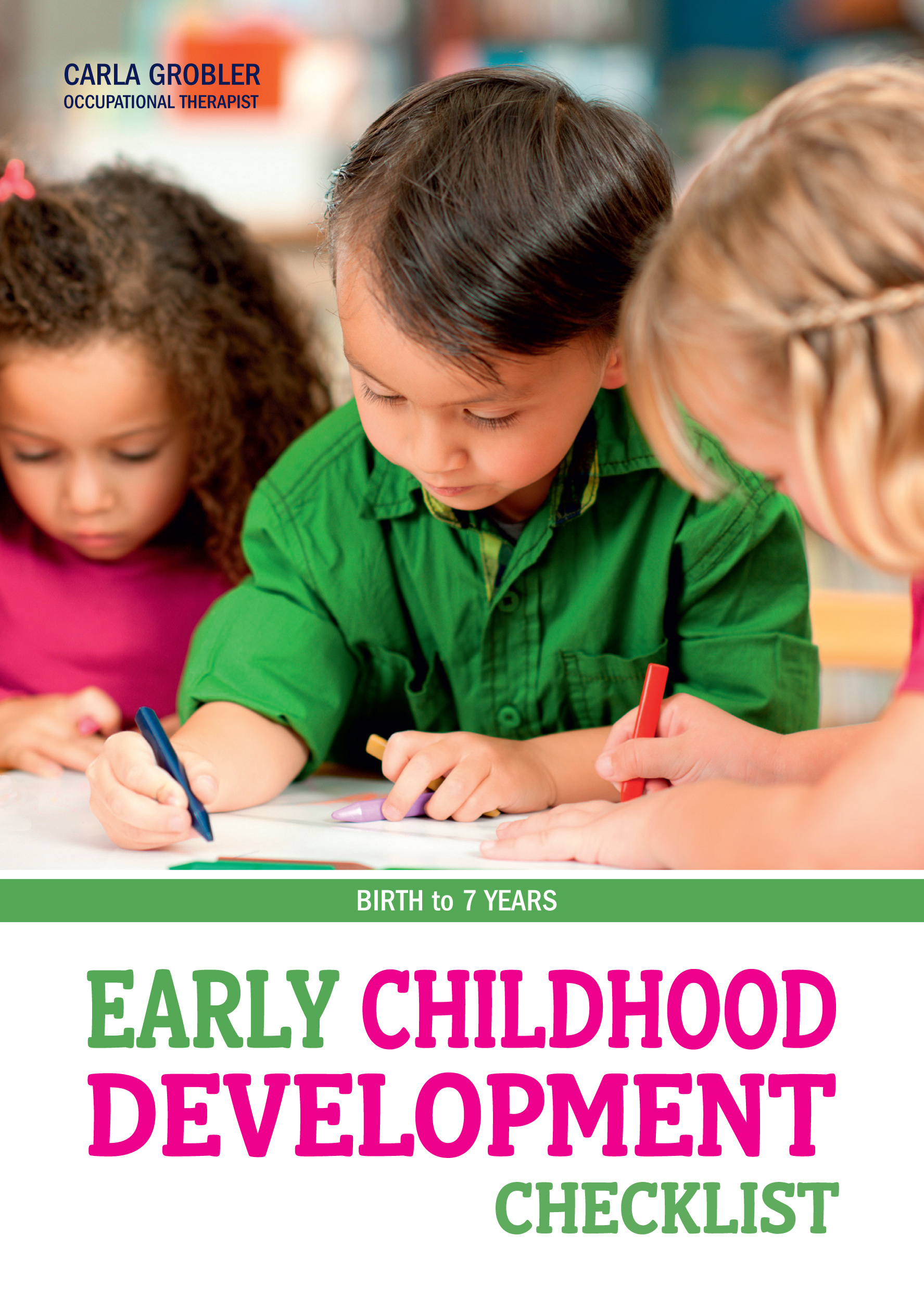 Picture of Early childhood development checklist