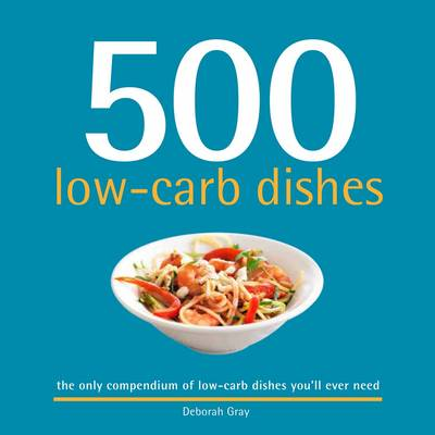 Picture of 500 low carb dishes