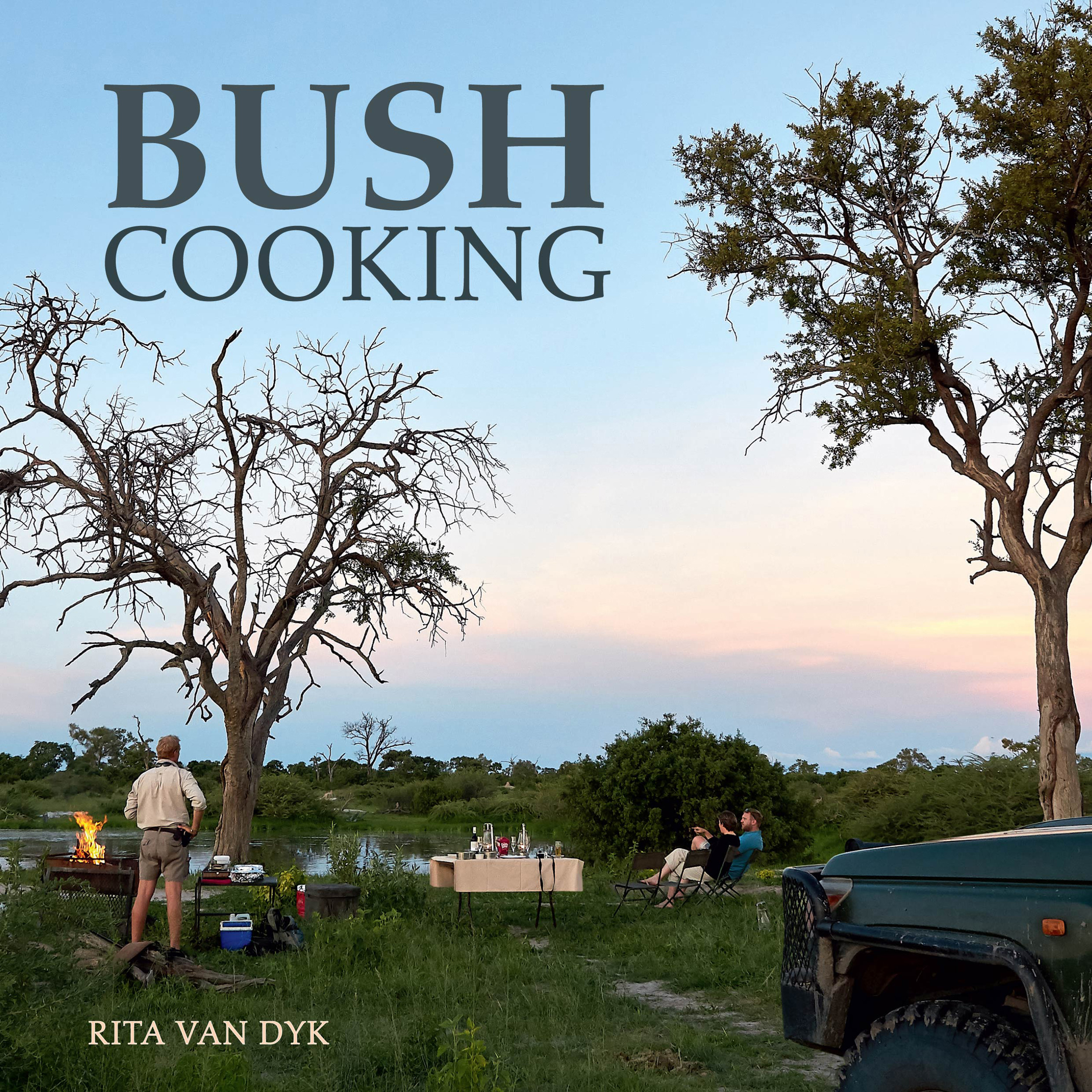 Picture of Bush cooking