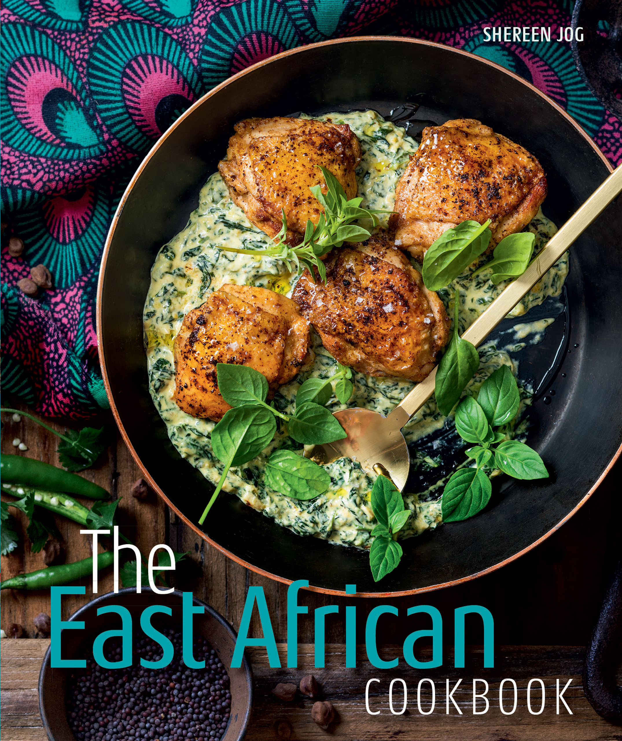 Picture of East African Cookbook