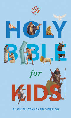 Picture of ESV Holy Bible for Kids, Economy