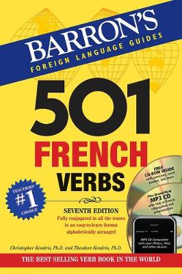 Picture of 501 French Verbs