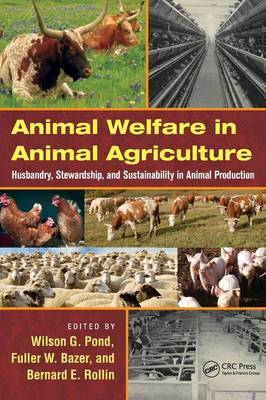 Picture of Animal Welfare in Animal Agriculture : Husbandry, Stewardship, and Sustainability in Animal Production