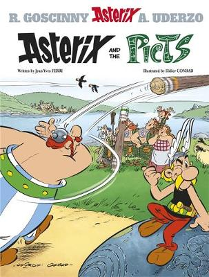 Picture of Asterix: Asterix and the Picts : Album 35