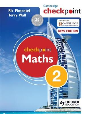 Picture of Cambridge Checkpoint Maths Student's Book 2