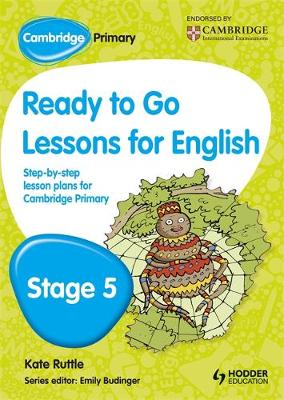 Picture of Cambridge Primary Ready to Go Lessons for English Stage 5