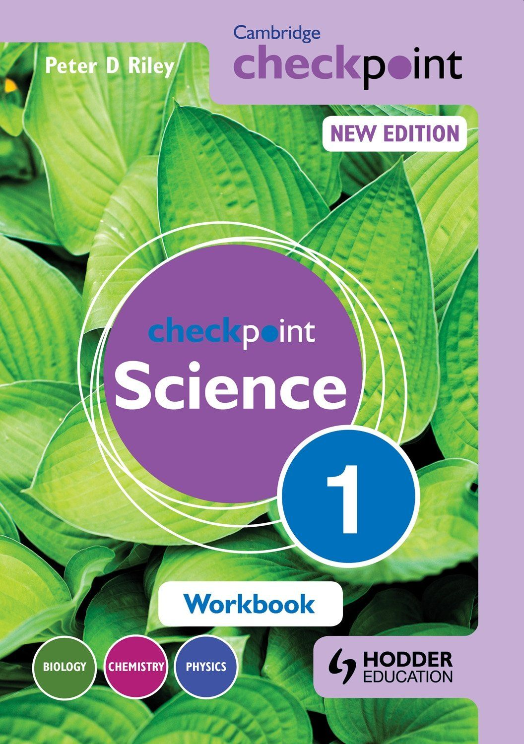 Picture of Cambridge Checkpoint Science Workbook 1