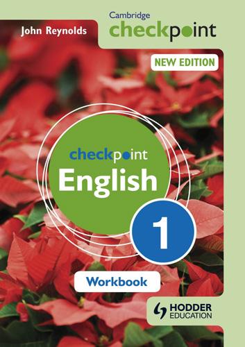 Cambridge Checkpoint English Workbook 1