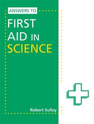 Answers to First Aid in Science