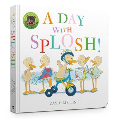 Picture of A Day with Splosh Board Book