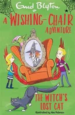 A Wishing-Chair Adventure: The Witch's Lost Cat : Colour Short Stories