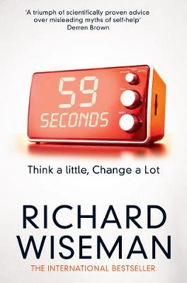 Picture of 59 Seconds : Think a Little, Change a Lot