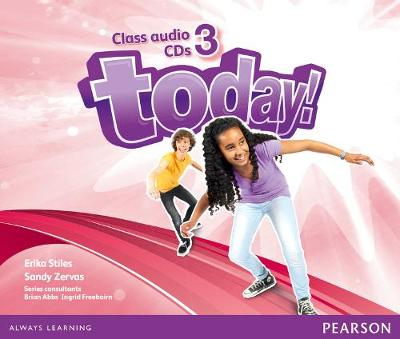Today! 3 Class CD