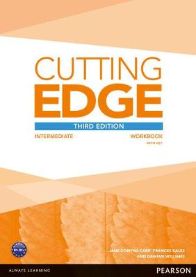 Cutting Edge 3rd Edition Intermediate Workbook with Key