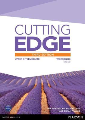 Cutting Edge 3rd Edition Upper Intermediate Workbook with Key