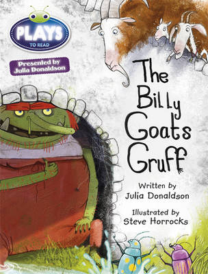 BC JD Plays Turquoise/1B The Billy Goats Gruff