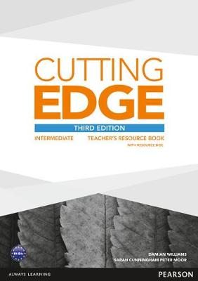 Cutting Edge 3rd Edition Intermediate Teacher's Book and Teacher's Resource Disk Pack