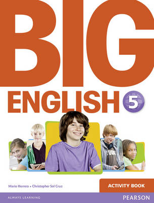 Picture of Big English 5 Activity Book