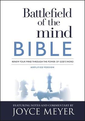 Picture of Battlefield of the Mind Bible : Renew Your Mind Through the Power of God's Word
