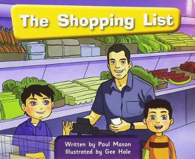 7b The Shopping List : Springboard Connect