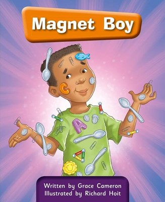 15a Magnet Boy : Springboard Connect