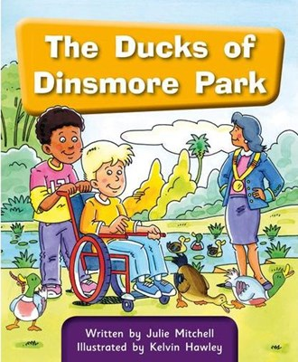 21a the Ducks of Dinsmore Park