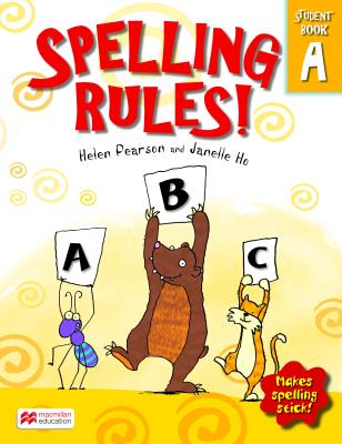Picture of Spelling Rules! Book A South African Edition : Grade R