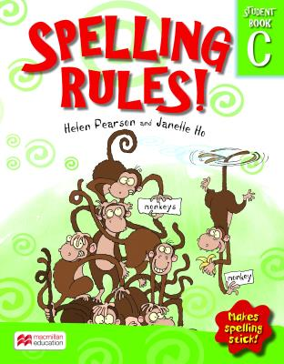 Picture of Spelling rules!: Grade R: Book C South African Edition