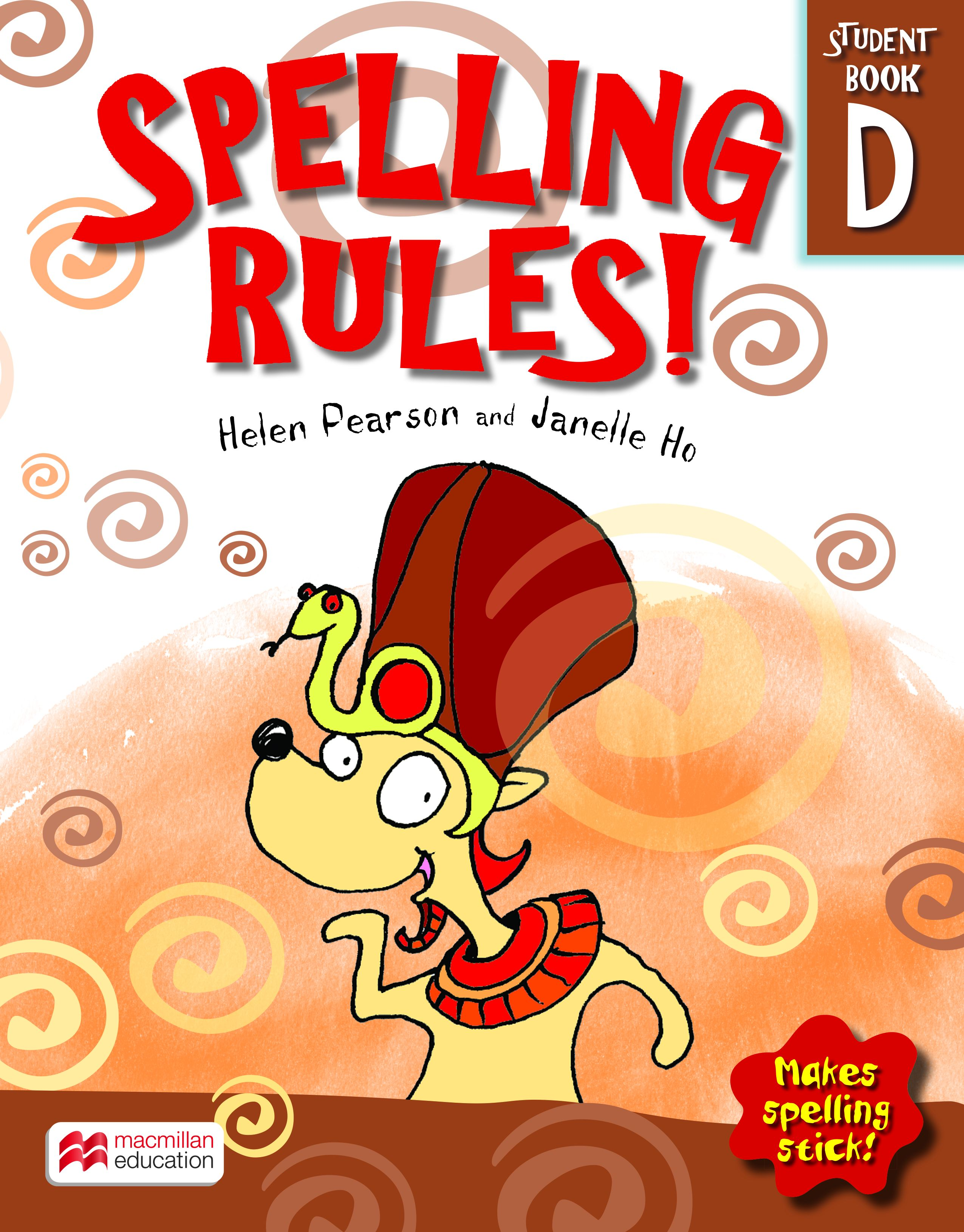 Picture of Spelling Rules! South African Edition : Student Book D : Grade 4