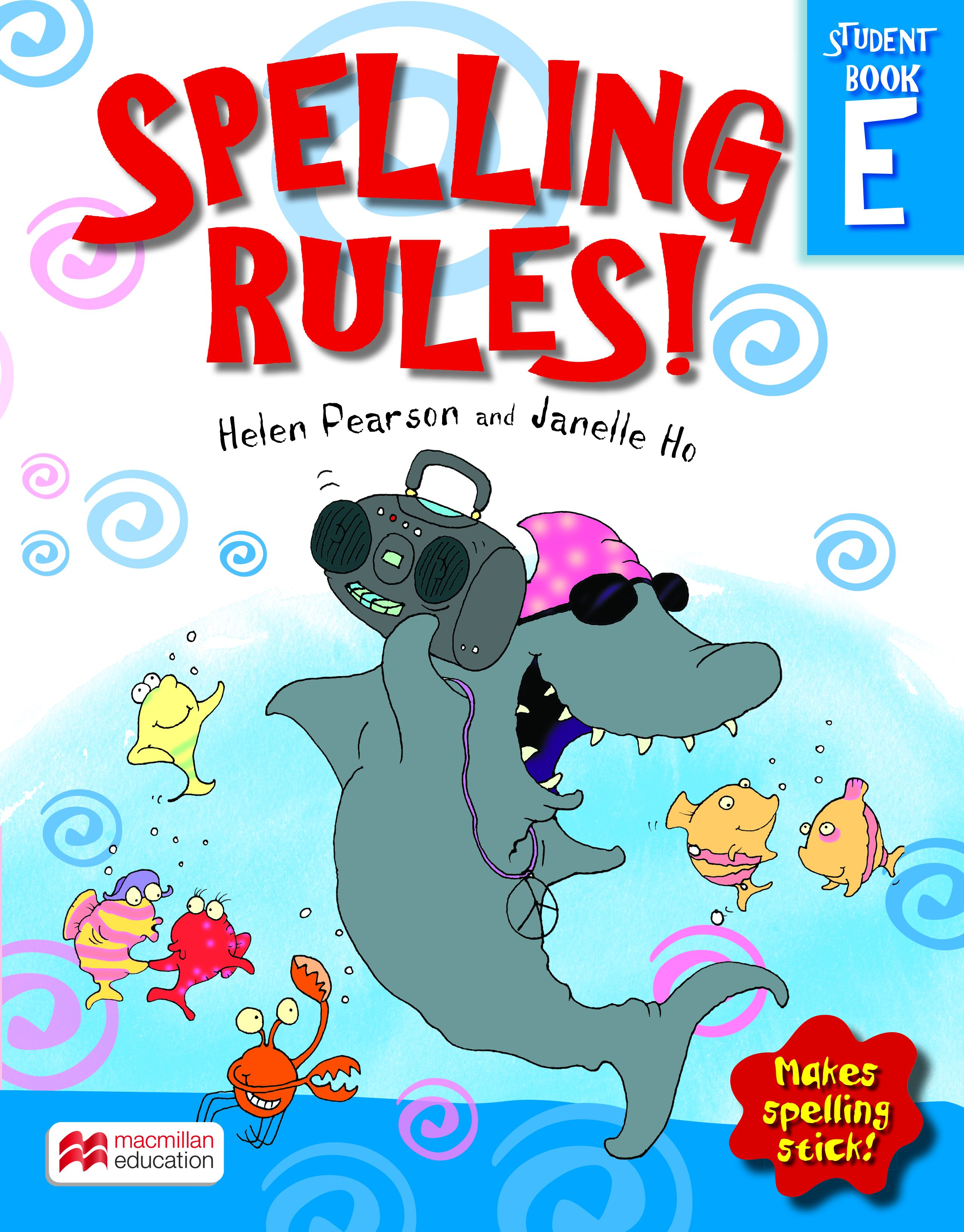 Picture of Spelling Rules! South African Edition : Student Book E : Grade 5