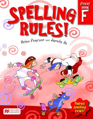 Picture of Spelling Rules! South African Edition : Student Book F : Grade 6